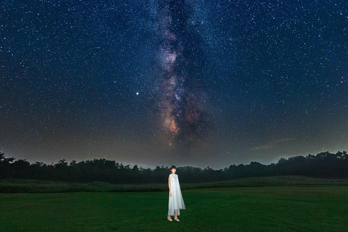 神話の国で星読みしましょう。
